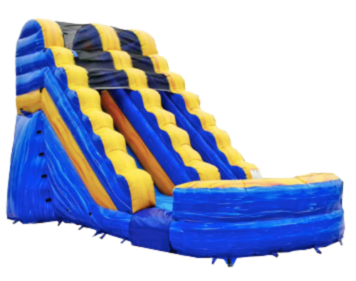 15 Water Slide RR