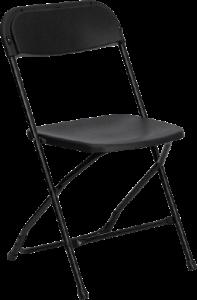 Black Chair RR