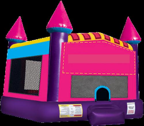 Pink Module Castle RR